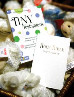 Bookstore: Featured items (Jan-Feb) New Testaments: For young and old alike {$7.99} (shipping costs apply) | Incarnation Bookstore: 214.522.2815