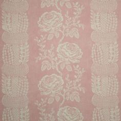 Pink Sophia Wallpaper. Kate Forman.