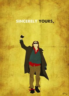 80s poster series - The Breakfast Club - Trevor Robertson