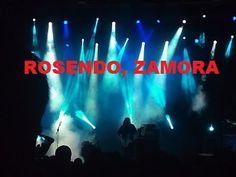 Rosendo en Zamora, Auditorio Via de La plata Navegando