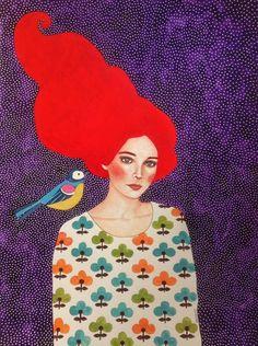 Art by Hulya Ozdemir - http://hulyaozdemir.tumblr.com/