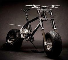 All terrain bike!