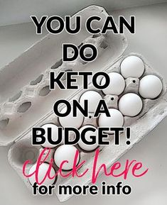 10 Ways To Eat A Low Carb Keto Diet On A Budget http://eatdojo.com/high-protein-foods-weight-loss/