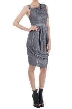 VIVIENNE WESTWOOD sleeveless dress with belt (art. S26CT0365 S42614 905)