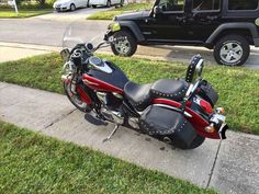 Used 2006 Kawasaki VULCAN 900 CLASSIC LT Motorcycles For Sale in Florida,FL. 2006 Vulcan 900 LTD. $3,600.00 negotiable. 17,500 miles. Less than 100 miles on new Dunlop Tires. Bluetooth 600 Watt Stereo. Big Cup Holder. Custom windshield lowers really help cut down the wind in your face. Seat stitching has separation behind front seat, not a rip. New fuel injectors, new fuel pump, gas tank sealed with Red Kote to prohibit rusting, one of the best things you can do for your bike in Florida. The…