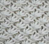 knit stitches libray.