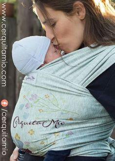 www.cerquitamio.com #babywearing #porteoergonomico