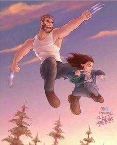 Logan fan art.