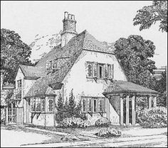 a website dedicated to original house plans from the early 1900's.