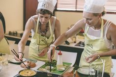 Cooking classes in Hoi An are a great way to spend your Hen or Bucks day.
