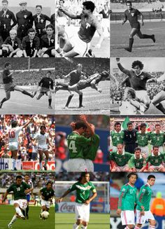 Mexico Kit: Through the years