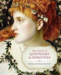 """""""Encyclopedia of Goddesses and Heroines by Patricia Monaghan demonstrates that history can be re-written and recorded in a more honest and less-patriarchal way."""""""
