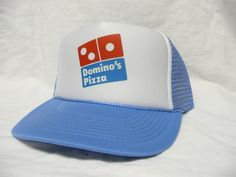 Domino's Pizza Trucker Hat - Products, Business and Brands Trucker Hats & More