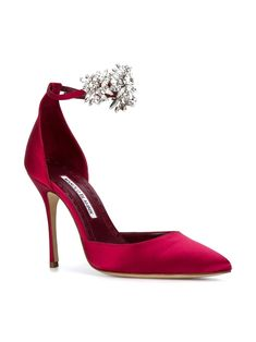 Shop online red Manolo Blahnik Sicariata pumps as well as new season, new arrivals daily. Stilettos, Stiletto Heels, High Heels, Pumps, Women's Shoes, Pump Shoes, Shoe Boots, Golf Shoes, Dance Shoes