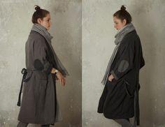 REVERSIBLE LINEN robe / coat. open front https://www.etsy.com/uk/listing/202855684/reversible-linen-robe-coat-open-front