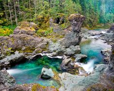 Three Pools fine art print, Three Pools photos for sale, three pools framed photograph, North Fork Santiam River, Oregon. Places To Travel, Places To See, Oregon Waterfalls, Waterfall Hikes, Oregon Coast, Pacific Coast, Pacific Northwest, Central Oregon, Light Of Life