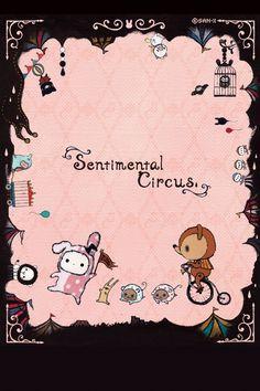 Sentimental Circus Wallpaper