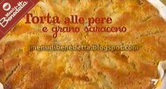 Scopriamo un altro cereale con Benedetta Parodi: il grano saraceno, quello con cui vengono preparati i pizzoccheri, può essere particola...
