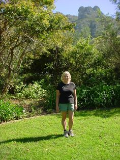 *Photo submitted by Yolanda Vanveen Visiting Kirstenbosch Gardens in Cape Town, South Africa five years ago was one of the most exciting adventures of my life! I feel so fortunate to be free to travel the world.