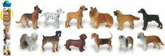 Amazon.com: Safari Ltd Dogs Toob