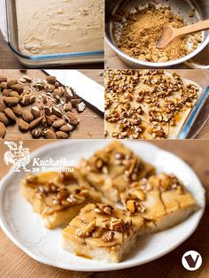 MANDLOVÉ FLAMERI Cereal, Baking, Breakfast, Recipes, Food, Diet, Morning Coffee, Bakken, Eten