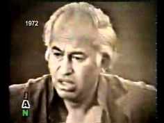 Zulfiqar Ali Bhutto - Documentary #pakistan