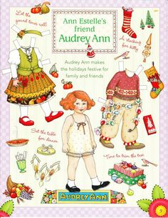 Audrey Ann Page ; Mary Engelbreit