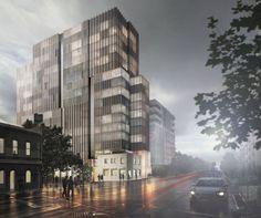 599 Swanston Street. Image: Icon Construction