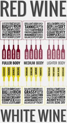 Red Wine – White Wine Learn all about wine. Wine Education and facts. Grassl Wine Glassware on www. Wine Tasting Party, Wine Parties, Wine Facts, Malbec Wine, Wine Chart, Chateauneuf Du Pape, Pinot Noir Wine, Wine Education, Wine Guide