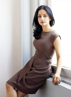 Archie Panjabi of the Good Wife