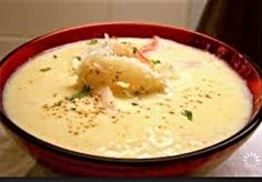 Red Lobster Dungeness Crab Bisque Copycat Recipe Serves 4 1 tablespoon onion, minced 2 tablespoons butter 2 tablespoons flour 2 c. Seafood Bisque, Crab Bisque, Seafood Soup, Seafood Dishes, Crab Soup, Bisque Soup, Lobster Bisque, Shrimp Bisque, Crab Dishes