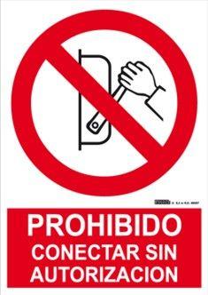 Cartel listo para imprimir se alizaci n prohibido el paso for Cartel oficina