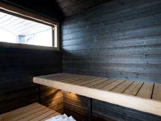 Saunan sisustus « Kallioniemi Sauna Design, My Dream, Zen, Windows, Ramen, Window