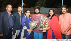 GV Prakash Kumar launches his mom's next - http://tamilwire.net/57447-gv-prakash-kumar-launches-moms-next.html