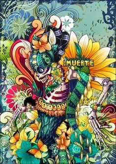 La_Muerte by ~Dsings