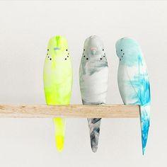 Colour inspiration regram @artloveclub @petecromer