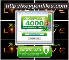 ms point generator download