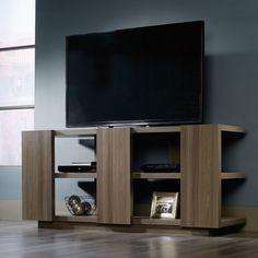 J.Conrad Furniture - Sauder International Lux Console (417845), $269.99 (https://www.jconradfurniture.com/Sauder-International-Lux-Console-417845/)