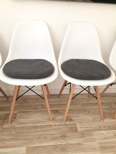 kissen sitzkissen f r eames chair dsw daw ein. Black Bedroom Furniture Sets. Home Design Ideas