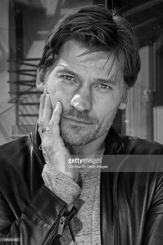 Actor Nikolaj CosterWaldau is photographed for Self Assignment on... Nachrichtenfoto | Getty Images