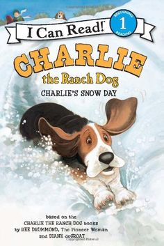 Charlie the Ranch Dog: Charlie's Snow Day (I Can Read Book 1) by Ree Drummond,http://www.amazon.com/dp/0062219111/ref=cm_sw_r_pi_dp_PEJVsb07R0PEV64H