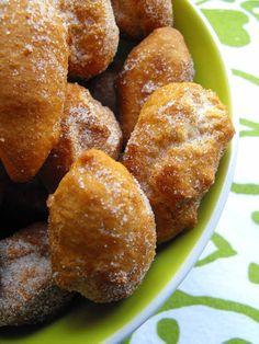 As receitas lá de casa: Biscoitos fritos
