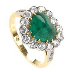 Aneis, Joias, Jóias De Esmeralda, Anéis De Esmeralda, Anéis De Pedras  Preciosas 8dd0b86dc9