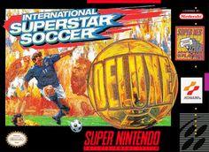 Emularoms: International Super Star Soccer Deluxe [ SNES ]