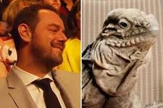 EastEnders' Danny Dyer 'trolled' by Planet Earth IGUANA at TV Baftas as it pokes fun at . Tortoises, Drawing For Kids, Troll, Beast, Bird, Planet Earth, Fun, Animals, Image