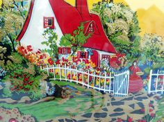 Red Roof cottage....