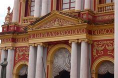 Iglesia de San Francisco Salta-Argentina