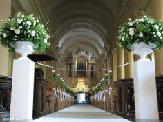 decoration eglise mariage