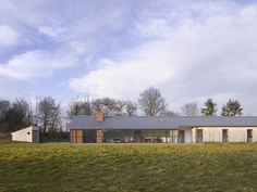 Stable Acre in Norfolk, England - David Kohn Architects, © Will Pryce