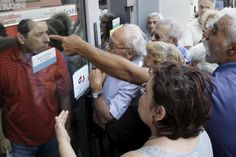Greece in shock as banks shut after snap referendum call | Reuters